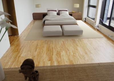 Schlafzimmer F10 Der Ressourcen Schonende Olivenholzparkett Venato Extra Natura