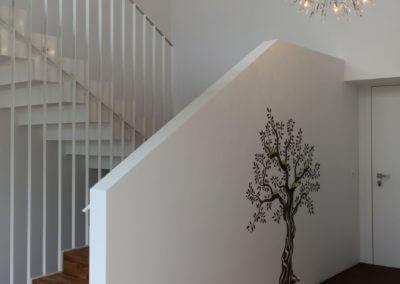 Treppe V12 Der Allrounder Olivenholzparkett Venato Extra Natura Semivenato. Grigio Grigio Nodino