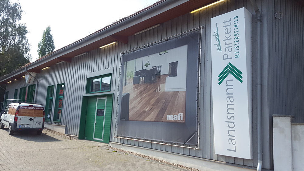 Landsmann Parkett Mülheim an der Ruhr - Olivenholz Parkett Verleger