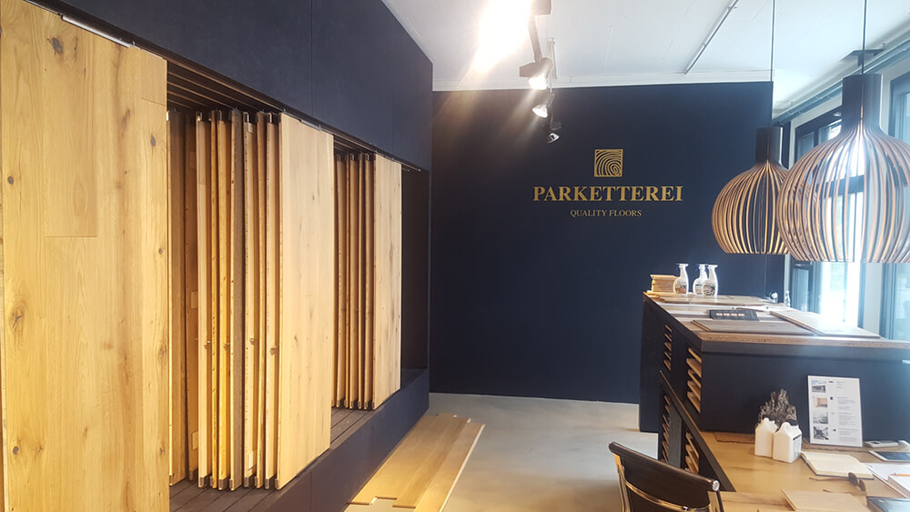 Parketterei GmbH München - Olivenholz Parkett Partner Köln