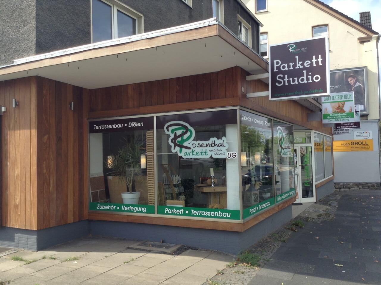Parkett Rosenthal – Olivenholz Parkett Partner & Verleger