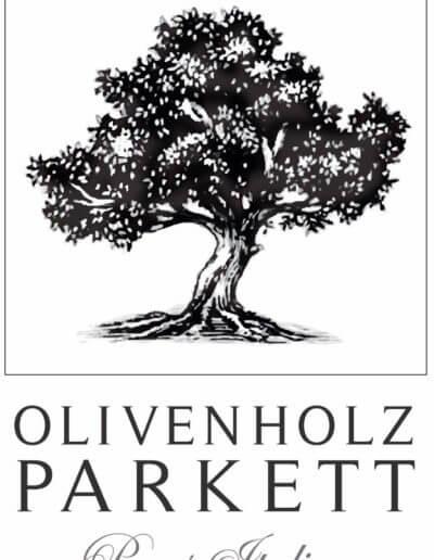 Logo Olivenholzparkett